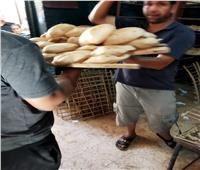 73 محضر في حملة تموينية ببني سويف