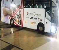 حافلة الزمالك تتحرك للإسكندرية للانتظام في معسكر مغلق