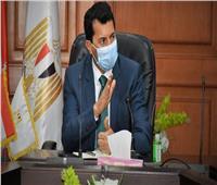 وزير الرياضة يتابع ظهور حالة كورونا ضمن البعثة المصرية بطوكيو