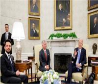 عبد الله الثاني: دعم سوريا سيساعد المنطقة بأكملها والأردن على وجه الخصوص