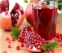في العيد  فوائد شرب عصير الرمان بعد تناول اللحم