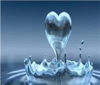 دراسة  مياه الشرب أفضل مشروب لصحة القلب