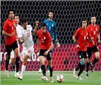 طوكيو 2020 .. انطلاق الشوط الثاني لموقعة مصر وإسبانيا