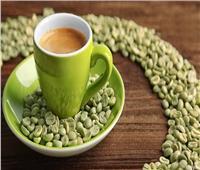 نسف دهون البطن  فوائد القهوة الخضراء لفقدان الوزن
