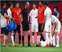 طوكيو 2020| 75 دقيقة.. منتخب مصر صامد أمام محاولات الإسبان