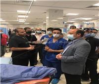د. الخشت: إجراء 263 عملية جراحية وعلاج 4500 حالة طوارئ خلال العيد