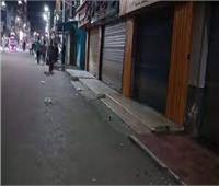 تحرير 105 محضرا وغلق 4 مطاعم خلال العيد بالإسماعيلية