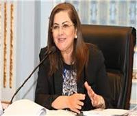 وزيرة التخطيط تلتقي وفد مؤسسة «كوبتك أورفانز»