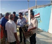 غرامات مالية لـ14 من مستأجري شواطئ الإسكندرية لمخالفة الإجراءات الاحترازية