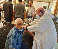 استمرار تطعيم المواطنين بالشرقية خلال عيد الأضحى
