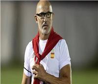 بعد التعادل مع مصر.. مدرب منتخب إسبانيا يهاجم تقنية الفيديو