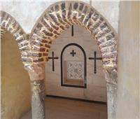 حكايات| كنيسة القباب ذات الطراز «البيزنطي».. هنا عاش الأنبا ديمتريوس الثاني