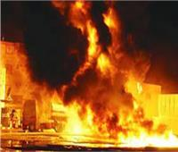 منها محطة وقود.. السيطرة على 5 حرائق في قنا