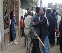 يعملوها العيال ويقعوا فيها الكبار.. تفاصيل إصابة 15 شخصا في مشاجرة بسوهاج