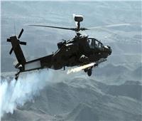 تزويد مروحيات «أباتشي» بصواريخ طويلة المدى  فيديو