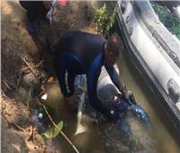 غرق شاب في ترعة وادي الرديسية بأسوان