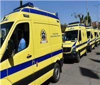 مصرع شخص وإصابة 2 في حادث سيارة بمطروح