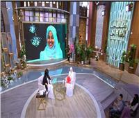 «الزهراء حلمي» تكشفت كواليس استعداداتها لقراءة القرآن أمام الرئيس.. فيديو