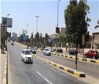 الحالة المرورية|  انتظام حركة الطرق والمحاور في رابع أيام العيد