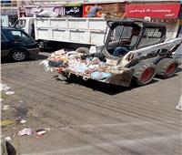 «الداودي»: استمرار حملات النظافة ورفع مخلفات الأضاحي بمراكز قنا