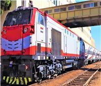 حركة القطارات  35 دقيقة متوسط التأخيرات بين «بنها - بورسعيد»