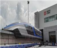 الصين تطور نظام النقل المغناطيسي بسرعة 600 كم في الساعة| صور