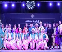 خالد جلال يشهد أولى ليالي برنامج «صيف الإنتاج الثقافي» بساحة الهناجر