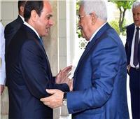 أبو مازن يهنئ الرئيس السيسي بذكرى ثورة يوليو