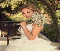 رولا سعد تحتفل بزفافها في لبنان   صور