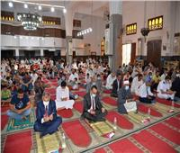 عقب صلاة الجمعة.. حملات تطهير وتعقيم للمساجد بالإسماعيلية