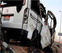 إصابة 36 شخصا في تصادم أتوبيس وميكروباص و11 سيارة ملاكي غرب الإسكندرية