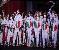 حفل افتتاح الأولمبياد | الأزياء على كل شكل ولون .. وإيطاليا تخطف الأضواء