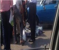 مصرع طفل أسفل عجلات سيارة في بني سويف