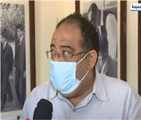 قصر ثقافة «جمال عبد الناصر» يعد أول سينما داخل قرية مصرية.. فيديو