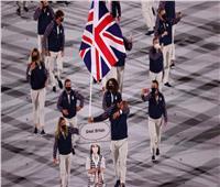 طوكيو 2020| محمد الصبيحي أول مسلم يحمل علم بريطانيا في الأولمبياد