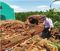 بالتعاون مع الأجهزة الأمنية.. إزالات فورية للتعديات على الأراضي الزراعية |صور