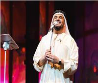 حسين الجسمي يحتفل مع جمهور أبوظبي بعيد الأضحي.. صور