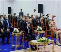 بث مباشر| الرئيس السيسي يتفقدأعمال تطوير المحاور والطرق الجديدة بالإسكندرية