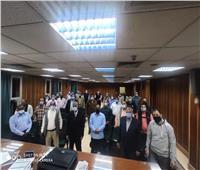 محافظة أسوان: البدء في تدشين أكاديمية للتدريب والتنمية المهنية المستدامة