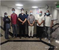 حملات على مستشفيات مطروح للتأكد من تواجد الأطقم الطبية في العيد