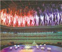 طوكيو تتزين من أجل عيون أولمبياد كورونا التاريخي