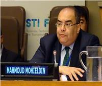 المدير التنفيذى لصندوق النقد يوجه 11 رسالة هامة عن الاقتصاد المصري