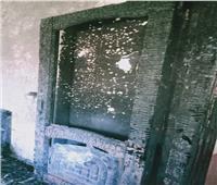 شاب يشعل النيران في شقة نجل عمته بالغربية