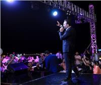 حفل وائل جسار بالإسكندرية.. صور