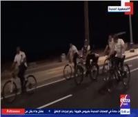 بعد لقائة بالرئيس السيسي .. المجند أيمن قنديل: مش عايز حاجة تاني خلاص |فيديو