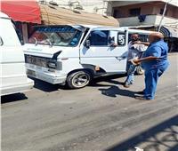 محافظة الجيزة:لا زيادة في الأجرة المقررة في كافة وسائل المواصلات