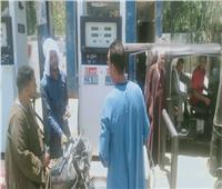 أسيوط: رقابة مشددة على سيارات الأجرة لمنع زيادة التسعيرة بعد رفع سعر الوقود