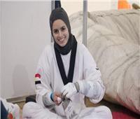 أولمبياد طوكيو 2020.. نور حسين تودع منافسات التايكوندو