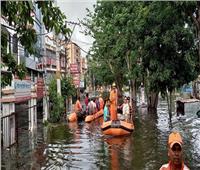 125 قتيلا على الأقل جراء الأمطار الموسمية في الهند