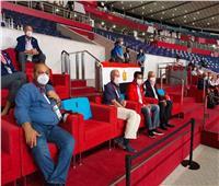 أوليمبياد طوكيو.. رئيس الأولمبية ووزير الرياضة يدعمان منتخب اليد أمام البرتغال